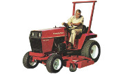 Gravely GMT 9000 lawn tractor photo