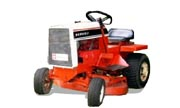 Gravely 408 lawn tractor photo