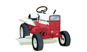 Gravely 424 lawn tractor photo