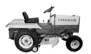 Gravely 430 lawn tractor photo