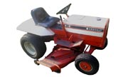 Gravely 816 lawn tractor photo