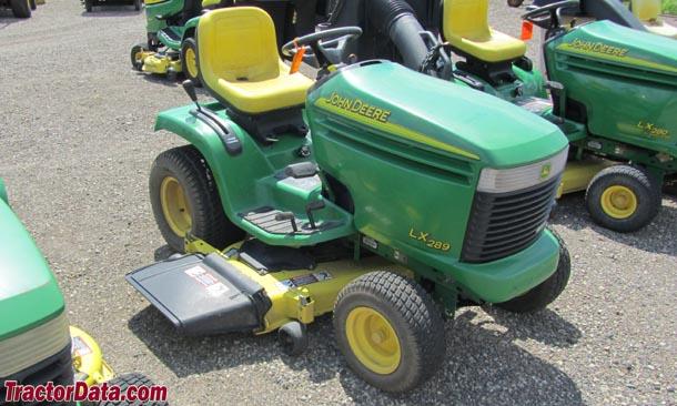 2004 Craftsman Gt5000 Garden Tractor : John deere tractor lx