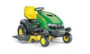 John Deere SST18 lawn tractor photo