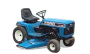 Ford YT-18H lawn tractor photo