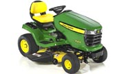 John Deere X304 lawn tractor photo