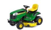 John Deere D150 lawn tractor photo