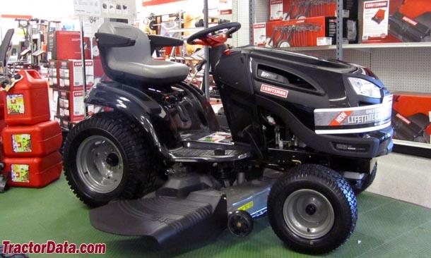 Craftsman Gt6000 Attachments : Tractordata craftsman  tractor photos information