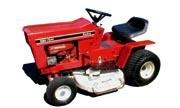 Cub Cadet 282 lawn tractor photo