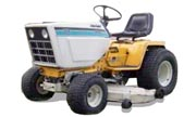 Cub Cadet 2072 lawn tractor photo