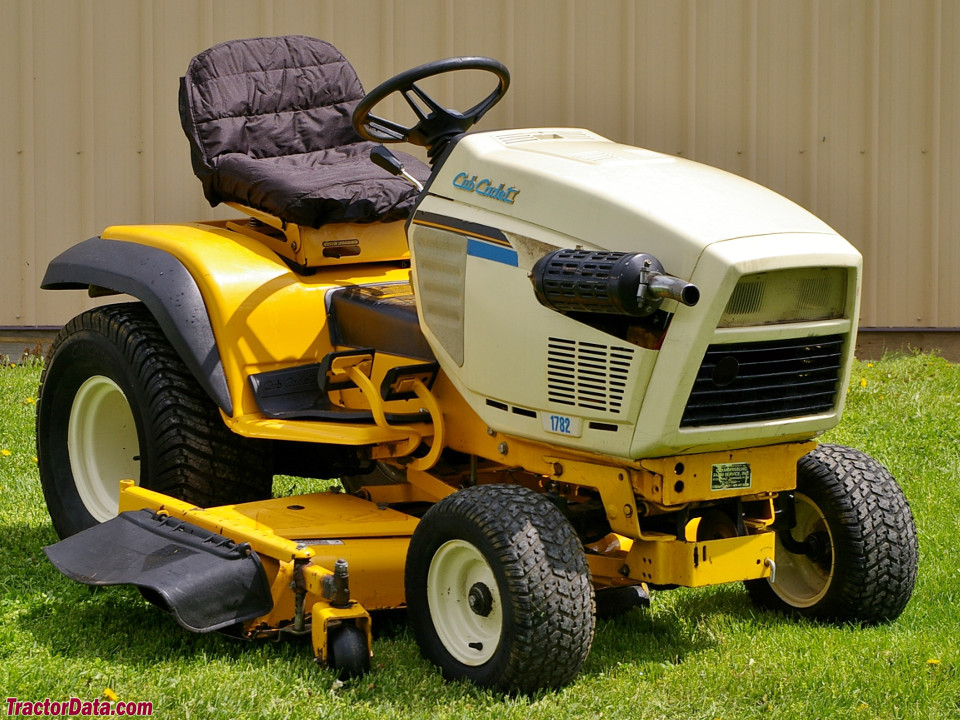 Cub Cadet Super Garden Tractor : Cub cadet super garden tractor pictures to pin on