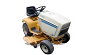 Cub Cadet 1862 lawn tractor photo