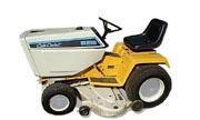 Cub Cadet 1710 lawn tractor photo
