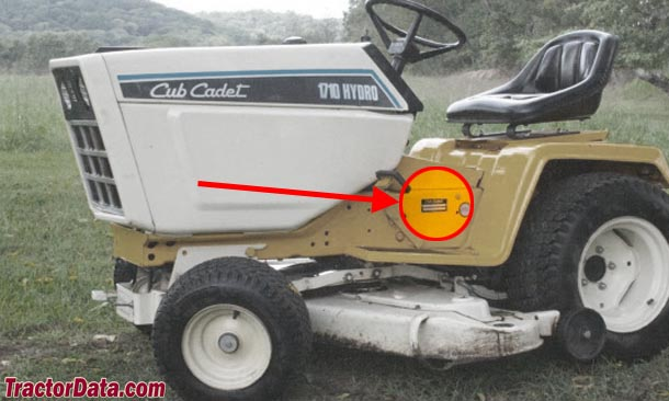 TractorData.com Cub Cadet 1710 tractor information on ford new holland wiring diagram, farmall wiring harness diagram, farmall cub distributor diagram, columbia wiring diagram, atlas wiring diagram, clark wiring diagram, lt 1042 diagram, simplicity wiring diagram, roper wiring diagram, cockshutt wiring diagram, electrial lt1045 block diagram, kawasaki wiring diagram, scotts wiring diagram, mtd wiring diagram, kubota wiring diagram, kubota t1460 transmission diagram, briggs and stratton ignition system diagram, sears wiring diagram, apache wiring diagram, club car wiring diagram,