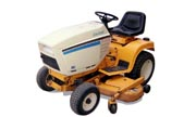 Cub Cadet 1863 lawn tractor photo