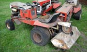 Simplicity Broadmoor 5008 lawn tractor photo