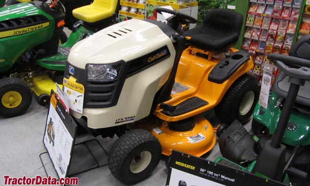 cub cadet ltx 1040 pictures to pin on pinterest