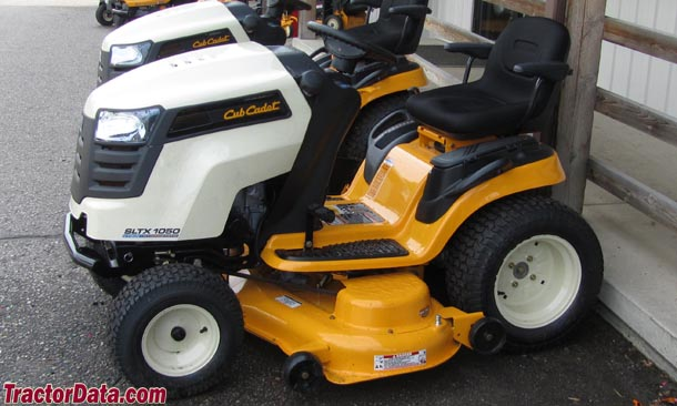 Cub Cadet Sltx 1054 : Tractordata cub cadet sltx tractor photos information