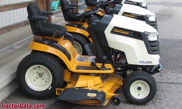 Cub Cadet Gtx : Tractordata cub cadet gtx tractor photos information