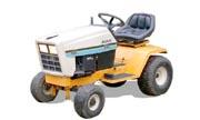 Cub Cadet 1730 lawn tractor photo