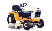 Cub Cadet 1605 lawn tractor photo