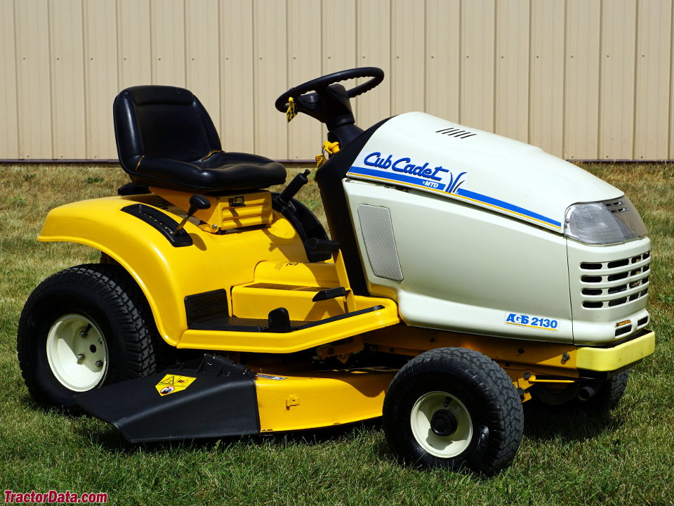 Cub Cadet Ags 2130 Tractor Photos Information