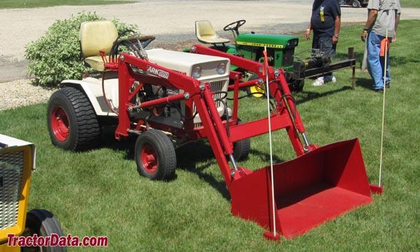 Bolens 1455 Tractor Photos Information
