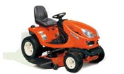 Kubota GR2120 lawn tractor photo