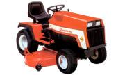 Simplicity SunStar 14 lawn tractor photo