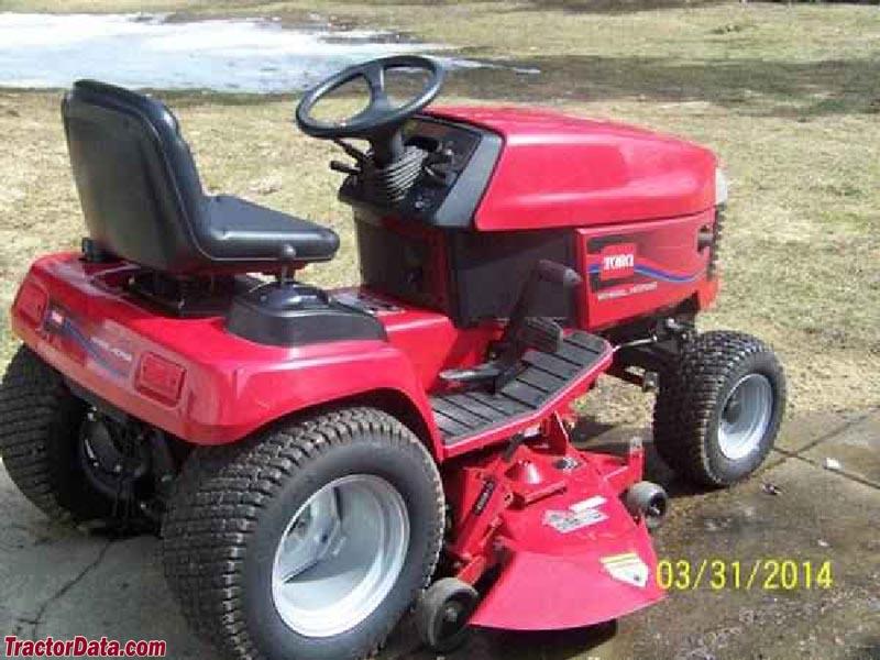 tractordata com toro wheel horse 518xi tractor photos