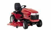 Toro Wheel Horse 522xi lawn tractor photo