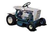 Huffy Broadlawn 4455 lawn tractor photo