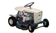 Huffy Hawk 4845 lawn tractor photo