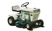 Huffy Caprice 4828 lawn tractor photo