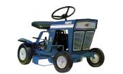 Huffy Ranchero 1025 lawn tractor photo