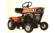 Huffy Sheraton 1061 lawn tractor photo