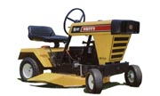Huffy H1054 lawn tractor photo