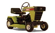 Huffy H1078 lawn tractor photo