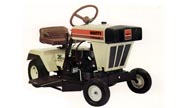 Huffy H260 lawn tractor photo