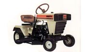 Huffy H270 lawn tractor photo