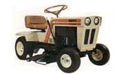 Huffy H360 lawn tractor photo