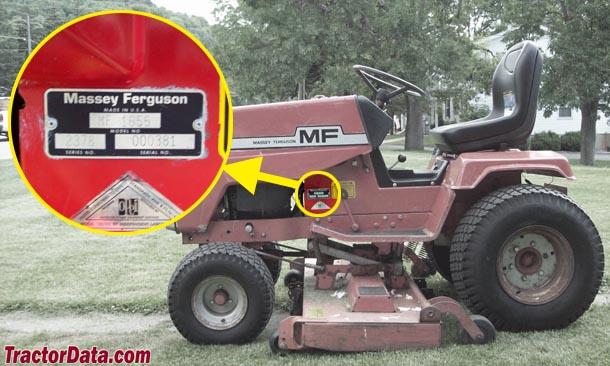 tractordata com massey ferguson 1655 tractor information rh tractordata com YouTube Massey Ferguson 1650 Massey 1655 Mower Parts