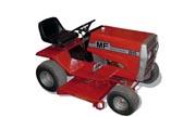 Massey Ferguson 85 lawn tractor photo
