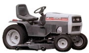 White Yard Boss GT-2055 lawn tractor photo