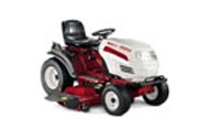 White GT 950H lawn tractor photo