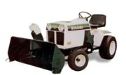 Bolens QT-17 1666 lawn tractor photo