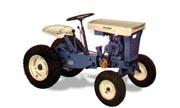 Sears Suburban 600 917.60637 lawn tractor photo