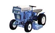Sears Suburban 12 917.99420 lawn tractor photo