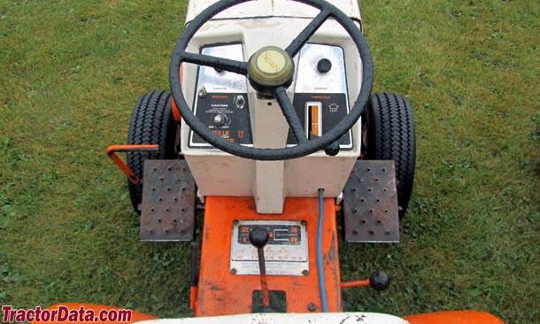 Sears Suburban 12 Garden Tractor : Tractordata sears suburban  tractor