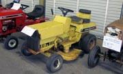 General Electric E8M Elec-Trak lawn tractor photo