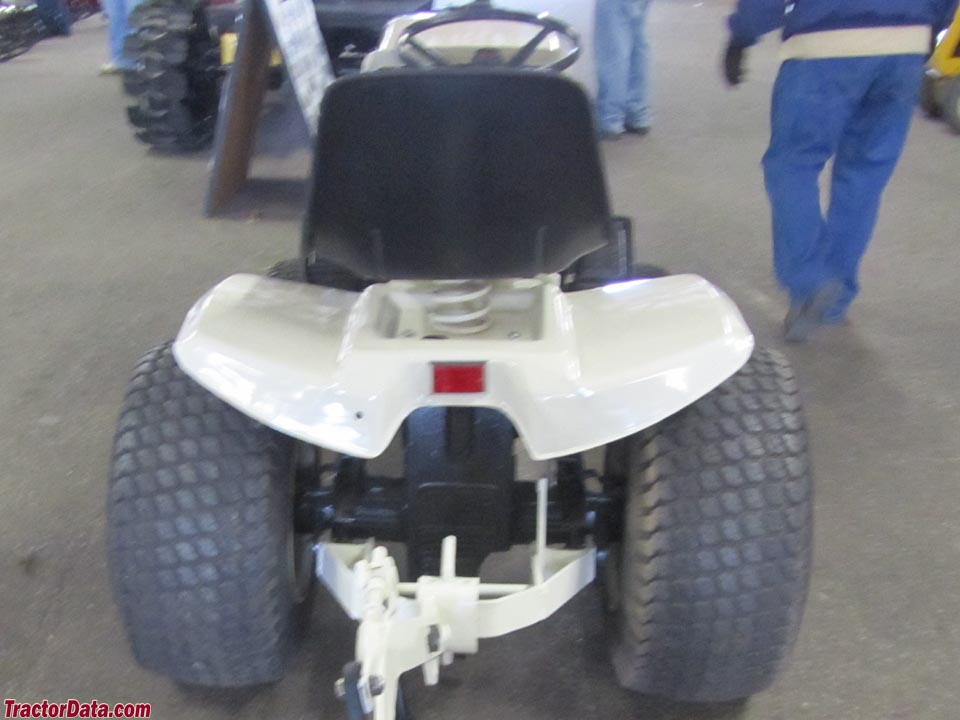 TractorData com Bolens HT-20 tractor photos information
